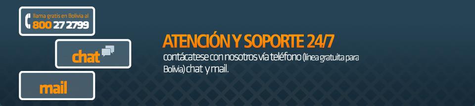 Boxost, dominios y hosting para Bolivia, cloud